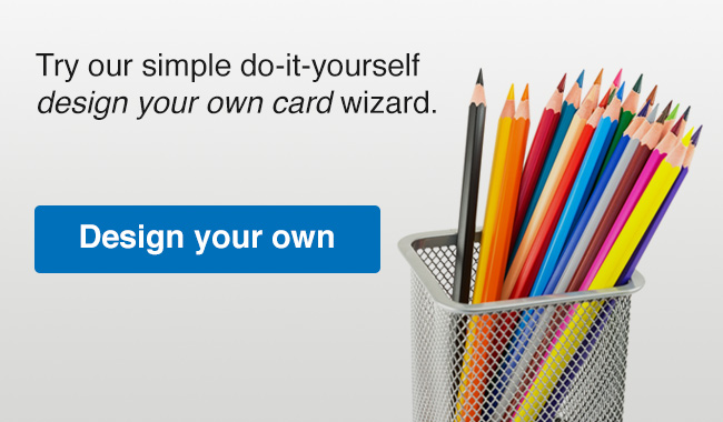 Design your own card