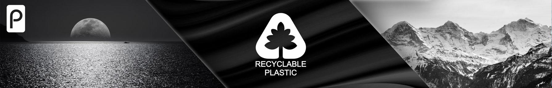 Matt Black plastic cards Premier Plastic Cards recyclable plastic cards
