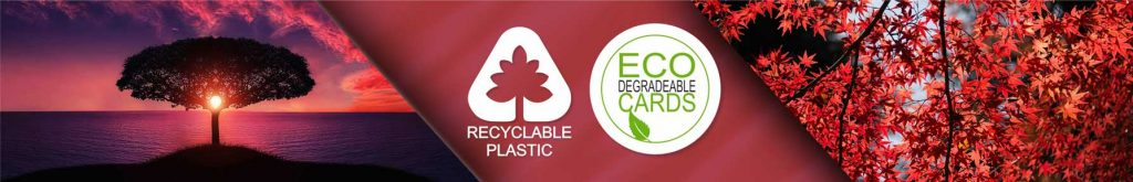 Plastic Discount Cards from Premier Eco Cards