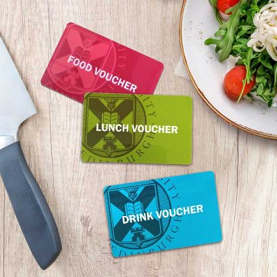 Contactless cards from Premier Eco Cards