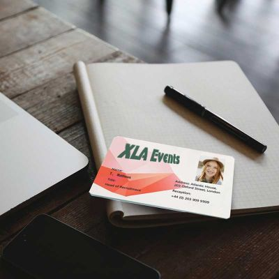 ID Cards from Premier Eco Cards in all colours and styles