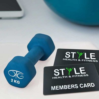Membership cards for clubs, gyms, libraries, clubs and groups from Premier Eco cards